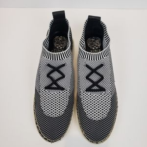 Vince Camuto Affina Knit Slip-On Sneakers